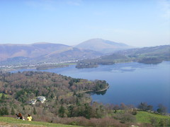 Not the Alps at all, but the view from Catbells