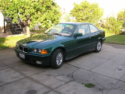 READ MORE - BMW 325is 1993 coupe