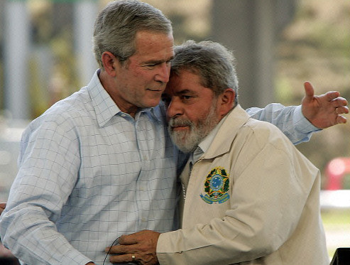 Lula & Bush