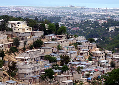 Overlooking Port-au-Prince