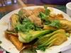 蔬菜炒河粉