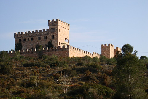 Castell de Masllorenç