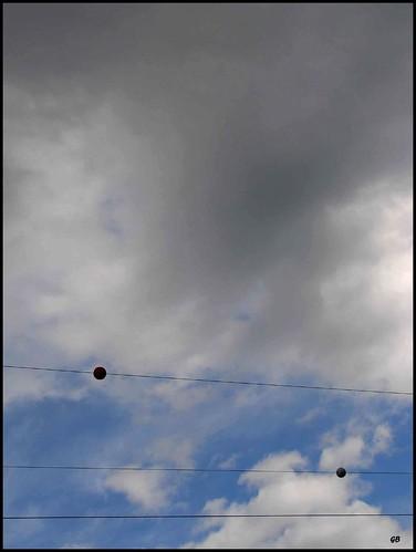 Céu carregado