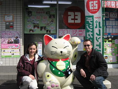 Lucky Cat and Verners