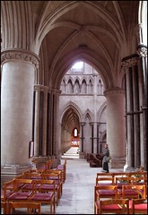 chancel aisle
