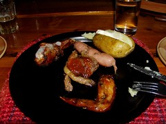Carnivore - Some Chicken, beef, sausages and Potatoes
