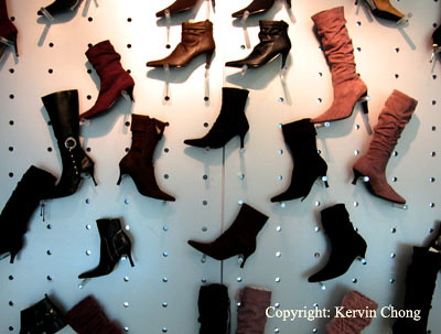Shoes-display