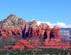 Sedona Arizona - Coffee Pot Rock