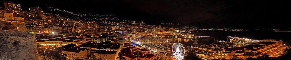 Monaco -panorama