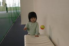 やりたいなぁテニス