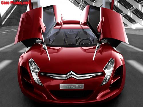 Citroen Sports Car,car, sport car