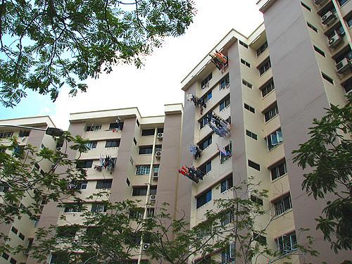 High flats