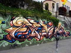 REVOK (See El Photo) Tags: street 15fav streetart art love wall graffiti paint explore spraypaint revok 1f faved 2f nive seeelphoto explore414 chrislaskaris