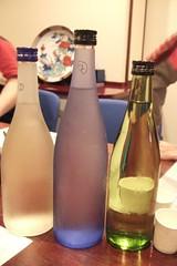 3 mystery bottles of sake from shizuoka