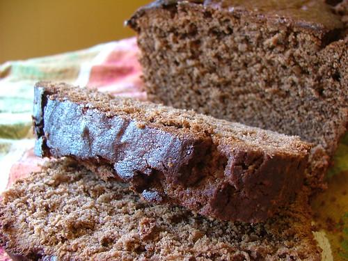 Dorie Greenspan's Chocolate Sourcream Poundcake