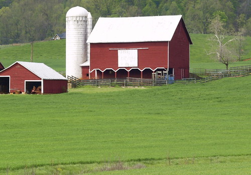 Old Hugo McMullen Barn