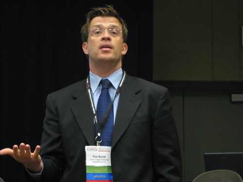 Tim Scott of PacketFront