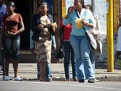 South Africa, Pretoria: Chew Cars (kool_skatkat) Tags: africa blue woman brown black topv111 pie southafrica donna mujer women dress african femme mulher jeans mara frau grua pretoria vrouw perempuan muller dona pant afrikan babae gauteng  tshwane   naine kvinne  nainen kobieta koolskatkat  kvinde fminit  ena kvinna kadn n femeie  moteris enska sieviete    24hoursofflickr phn