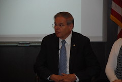Menendez Hosts Roundtable with Those with Pre-Existing Conditions