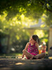 Afternoon Delight (Philocycler) Tags: light summer happy reflective bokeh canon shade memories heart