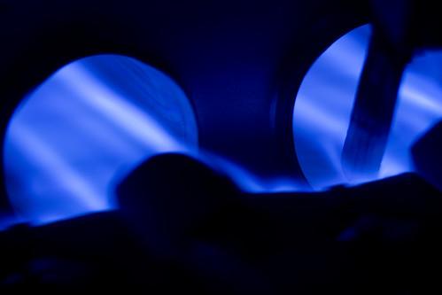 Furnace Flame