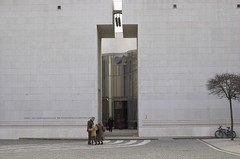 Art Museum Bonn (BEN_GER) Tags: museum architecture germany bonn kultur architektur nrw entrace cultur museumsmeile haupteingang sonntags bundeskunstmuseum atasunday architektgustavpeichl