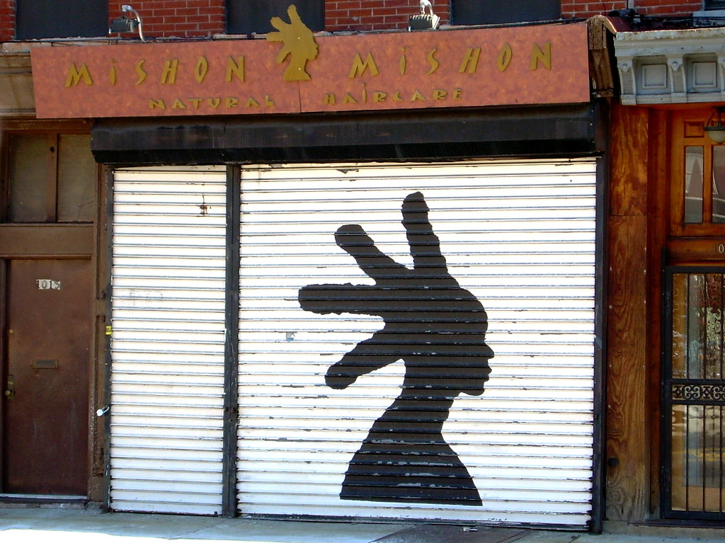 hair salon, bed-stuy