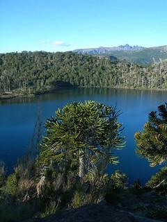 Laguna Liai - Comunidad de Malla Malla