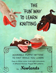Back: The 'Fun' Way to Learn Knitting