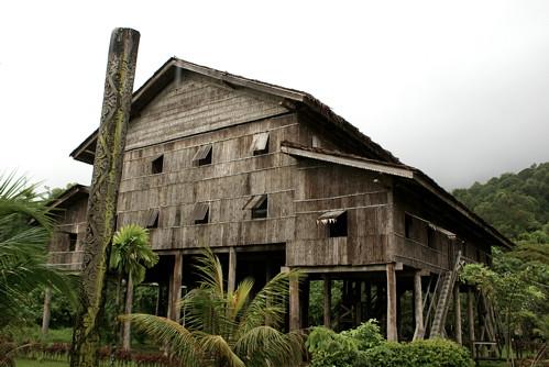 The Melanau's Rumah Tinggi