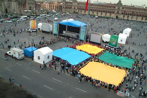 Windows Vista en la Ciudad de México