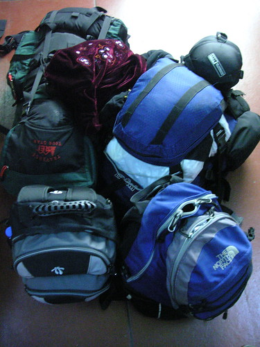 travel argentina buenosaires wanderlust purse backpacks backpack bags traveling mochilas scavengerhunt wander belongings mochila arewethereyet project365 stillmoving photo365 012907 notsettledyet twtmesh90726