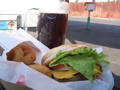 20070203 Papa Burger Combo