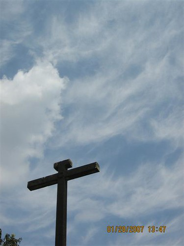 The Cross, The Sky