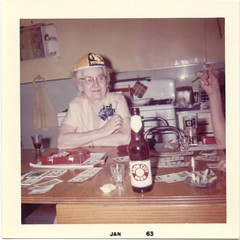 I Take After My Grandma (Cowtools) Tags: pittsburgh pennsylvania scanned newyearseve canasta oldphotos ironcity vintagepittsburgh disgustingashtray