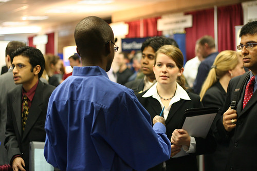 Business Career Fair Medium