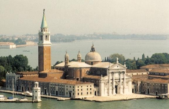 Church of San Giorgio Maggiore - Venice, Italy