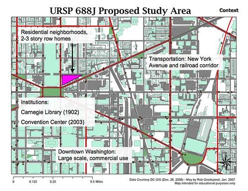 URSP 688J Study Area