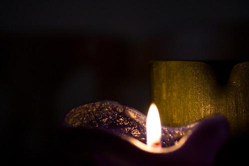 Macro Candles 1