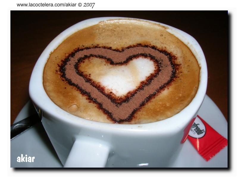 Café Corazón.