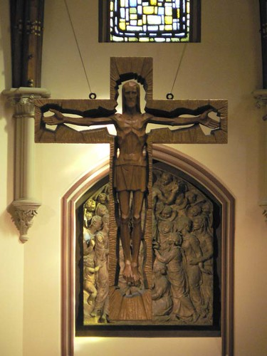 Resurrection Crucifix