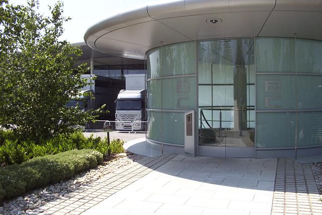 McLaren Technology Centre 025