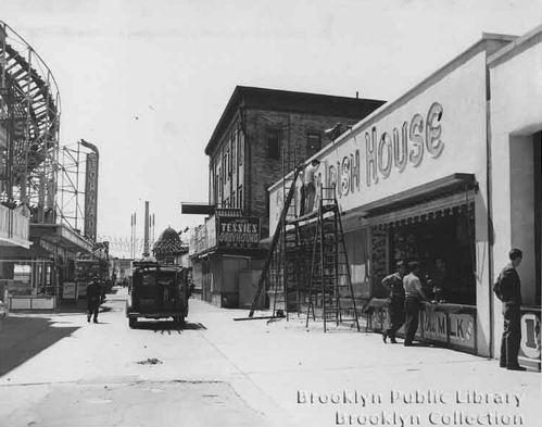 Coney Bowery 1948