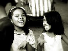 song play (jobarracuda) Tags: bw kids children lumix singing smiles fz50 panasonicfz50 jobarracuda