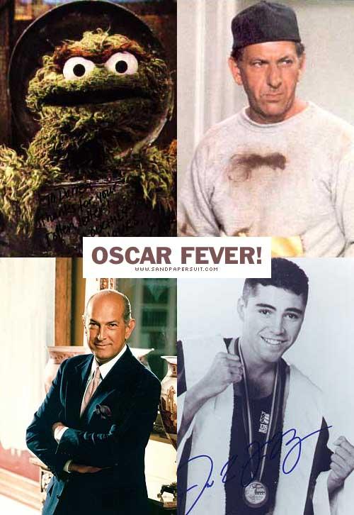 Oscar Fever!