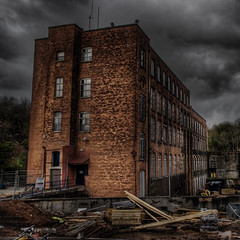 The Mill (Simon Crubellier) Tags: uk ireland mill canon eos europe belfast northernireland hdr eos20d simoncrubellier interestingness58 i500 ligoniel