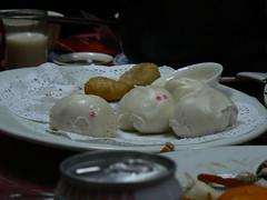 yu tu bao=玉兔包