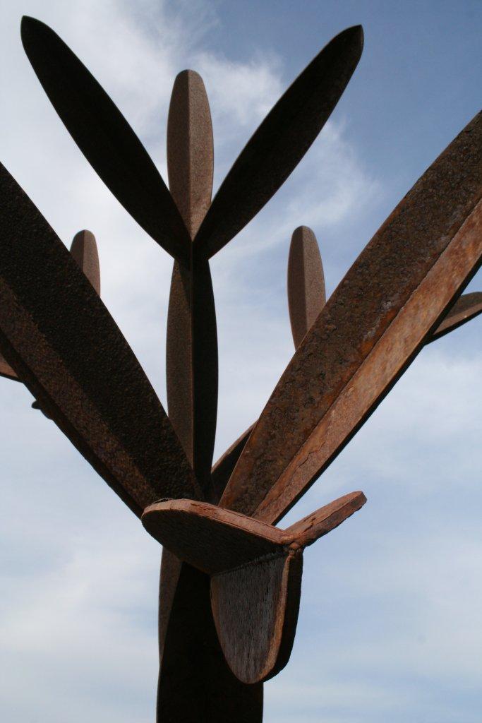 Cactus de metal