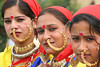 nose rings (Pradeep Mahajan) Tags: girls india beauty asia dancers jewellery noserings beautifulearth uttranchal noseringthefeminine