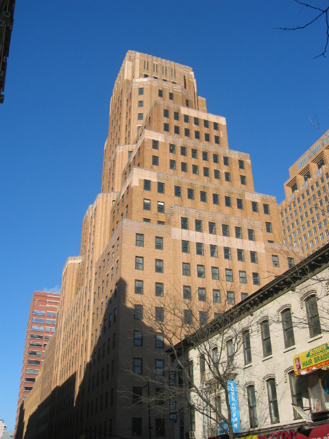 Edificio de la New York Telephone Company (1927, Nueva York)